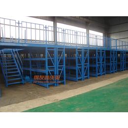 供应赣州钢结构平台亚博国际版丨赣州重型货架