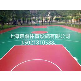 江苏塑胶篮球场施工维护