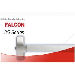 UL认证FALCON费尔肯F25防火逃生锁代理商