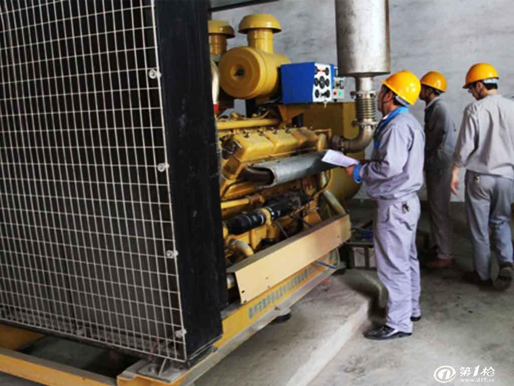 柴油发电机的自然启动和手动启动