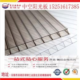 淮南供应工业厂房屋顶材料PC阳光板防紫外线效果好