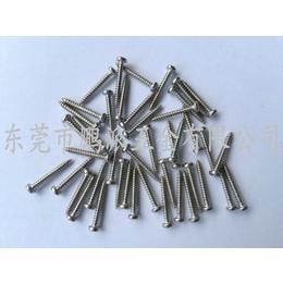 圆头十字自攻螺丝  PA系列304不锈钢电气专用螺丝