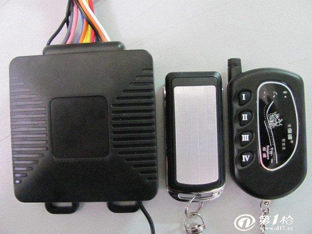 供应BM998的保镖摩托车双向防盗器 BM998的保镖摩托车双向防盗器 功能特点: 1、双向报警防盗 2、两个遥控器,一个是双向遥控器,另一个是单向遥控器 3、新型美国SMART智能循环跳码型 4、防截码、防拷贝,编码绝对保密 5、环保、静音、紧急防盗 6、寻车 技术参数 : 1)工作电压:12V 2)工作电流:<200mA 3)静态电流:<5mA 4)工作频率:433MHZ 5)扬声器响度:120 - 125DB