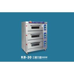 厨宝三层六盘电烤箱KB-30层炉烤箱