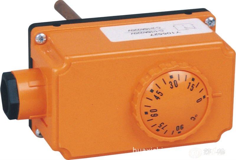 WZA-CY温控器。 适用于热水管道,锅炉,供热管道。 压力式温控器。 温度范围有:0-90和30-110度,二款。 温度可订做。 220V,16A或者220V,20A 产品具有CE,CQC认证。 热水管道使用温控器来控制加热器的开停,从而调整维持管道内温度在一定值。 公司地址:乐清市柳市镇华西工业区 联系电话:0577-62653638 QQ: 1801776953