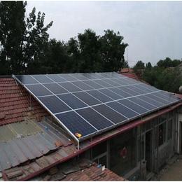 农村太阳能发电并网太阳能发电加盟光伏发电品牌选购