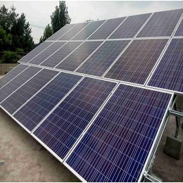 安徽家庭分布式发电单晶硅电池板价格光伏发电加盟