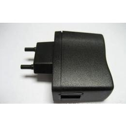 批发出售优质<em>欧</em><em>规</em>A288<em>手机充电器</em><em>外壳</em>(黑色)USB口带指示灯孔