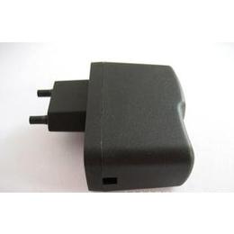 批发出售优质<em>欧</em><em>规</em><em>手机充电器</em><em>外壳</em>(黑色)线卡口带指示灯孔