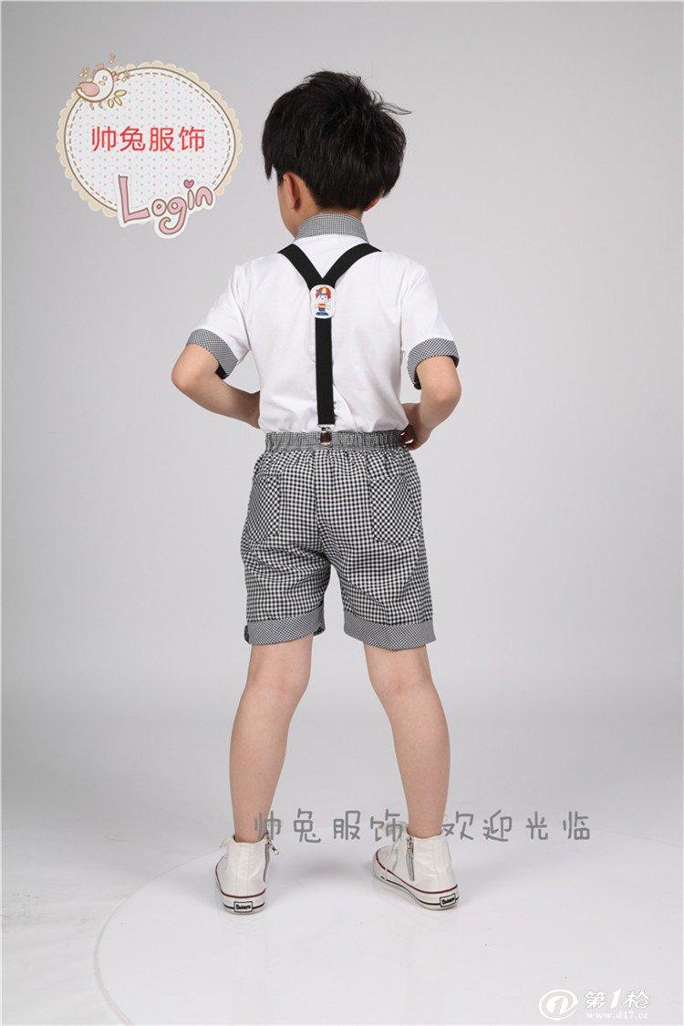 一件代发春夏季幼儿园园服小学生班服校服六一合唱表演服套装批发
