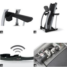 乔山VISION TF20 跑步机天津健身器材专卖