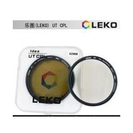 leko乐图 uv镜MC滤镜52mm单反保护配件18-55滤光片