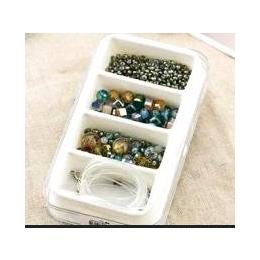 新光饰品 DIY系列 水晶魔盒之 迷雾の森林水晶套装 项链 手链缩略图
