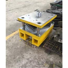 DF脚轮支架连续冲压模具使用寿命80万冲次