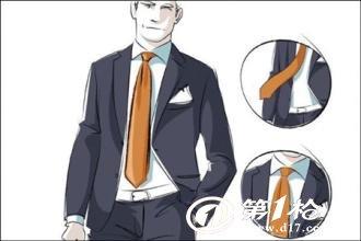 怎么挑选适合自己的领带