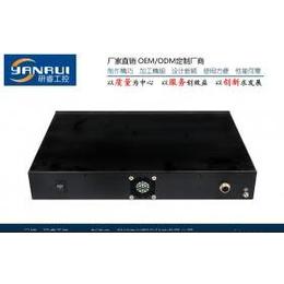 1U网络防火墙主机 CZH-4RK525 工控主机
