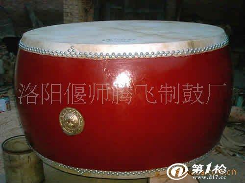朝鲜鼓手工制作