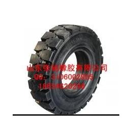 厂家生产供应张驰7.50-15叉车林德工程实心轮胎质量三包