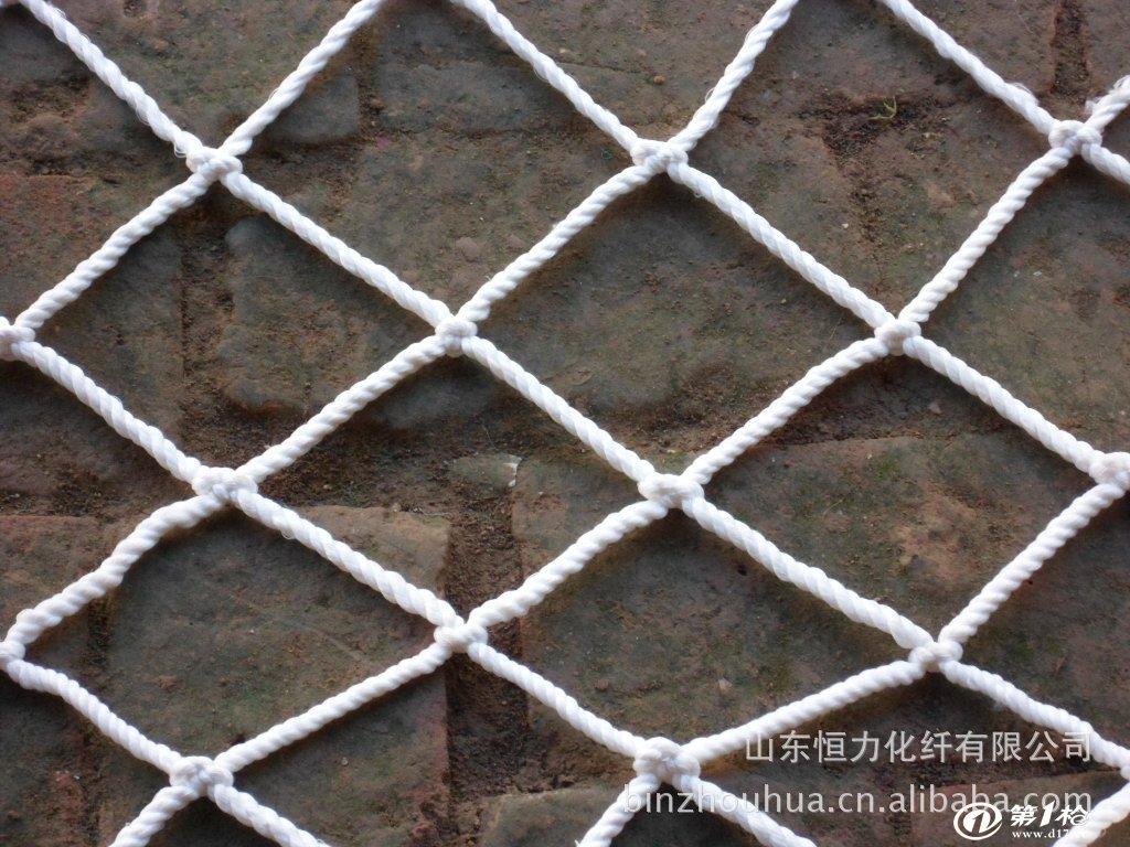 涤纶高弹丝抗老化平网结构稳定安全系数高诚招