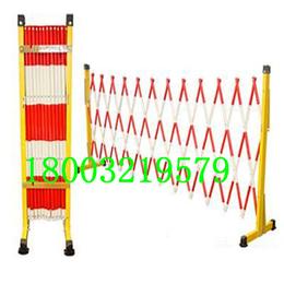 玻璃钢管式伸缩围栏 安全围栏