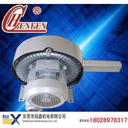 双段环形鼓风机 铝合金耐高温进口台湾晟风高压风机
