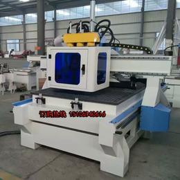 1325数控木工开料机工泰板式家具生产线生产-木工开料机厂家