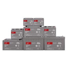 供应开封山特蓄电池山特C12-100 UPS蓄电池渠道价批发
