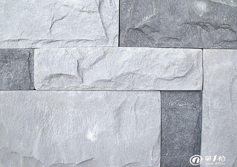 蘑菇石 人造文化石 外墙砖 白色砖 艺术石