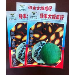 哈密香瓜籽包装袋-哈密香瓜种包装袋-可定做-可免费设计