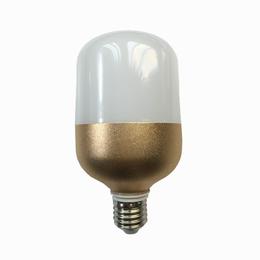 供应 追棒LED土豪金柱形超亮球泡