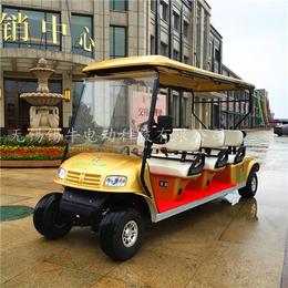 无锡6座电动高尔夫球车-机场接送车-景区旅游观光车