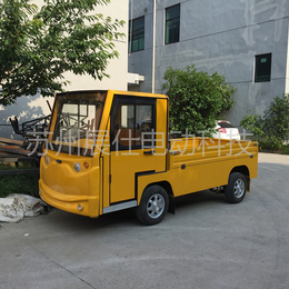 苏州常州平板搬运电瓶车 工厂物流运输货车 运输载货车