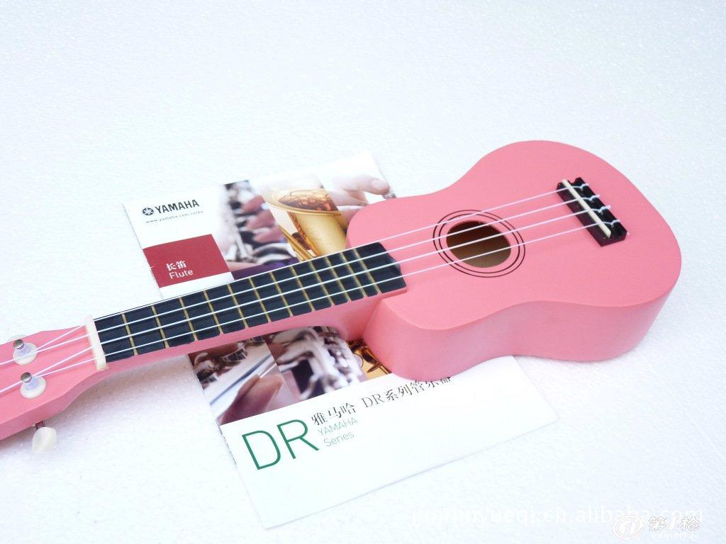 吉他厂家供应ukulele 21寸小四弦尤格丽丽吉他 乐器批发