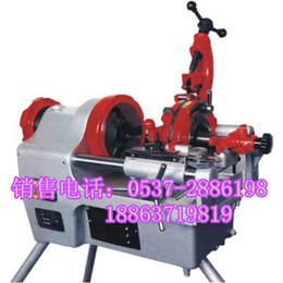 高质量3寸消防管道套丝机 各种电动套丝机直销