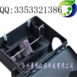 景隆4005中号常规诱饵盒 毒鼠屋 鼠药盒子