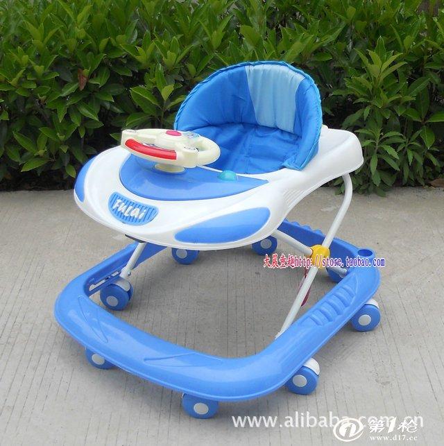 学步车批发/婴儿宝宝学步车/宝宝好孩子/小孩儿童车/舒福来fl618