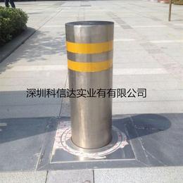 山西厂家生产销售商业步行街专用全自动液压升降柱