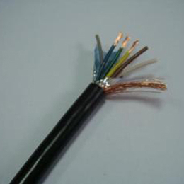 UL2854电子线 30awg6芯铜绝缘屏蔽线 美标环保认证