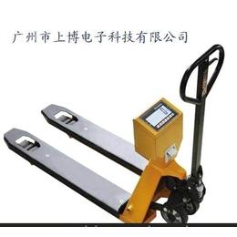 直销广州带电子秤叉车%1吨叉车电子秤%液压2吨电子称叉车