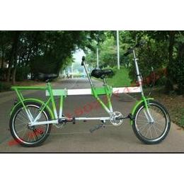供应南帝折叠自行车伸缩双人自行车
