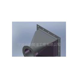 不锈钢焊接风管天方地圆