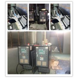 供应扬州SMC玻璃钢成型导热油电加热设备