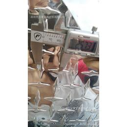 厂家热销 3003指针型镜面花纹防滑铝板 底板2.5mm