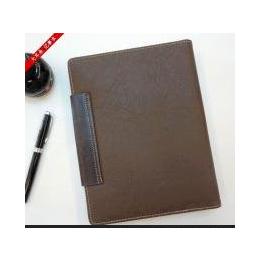 定制双磁石商务笔记本 记事本 个性化印刷