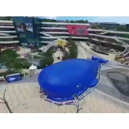 气模粉萌猪厂家儿童主题乐园透明粉萌猪出租出售