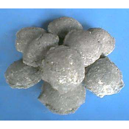 河南炼钢脱氧剂10-40mm球状产品现货价格
