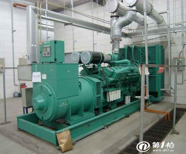 柴油发电机组机房如何降低噪音