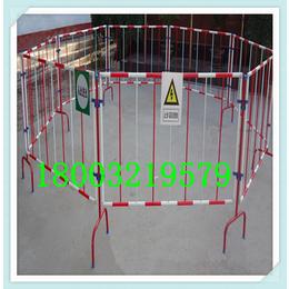 组合式铁围栏 铁质安全围栏
