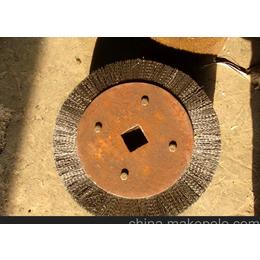 优质钢丝生产 经久耐用诚信高 钢丝轮