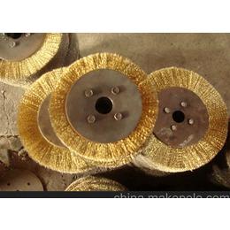 空平型钢丝轮 经久耐用诚信高 各种钢丝轮加工